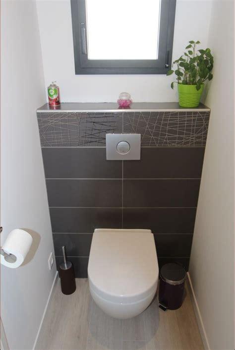 Idee Deco Toilette Noir Et Blanc
