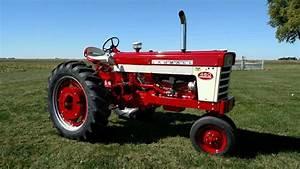 1958 Farmall 460