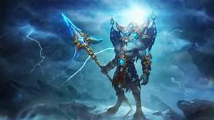 Phantom Lancer Loadscreen The Ascended Warrior DOTA 2