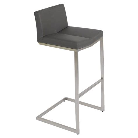 cee bar stool grey buy faux leather bar stools