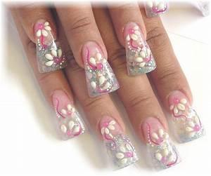 Pics photos acrylic nails nail designs