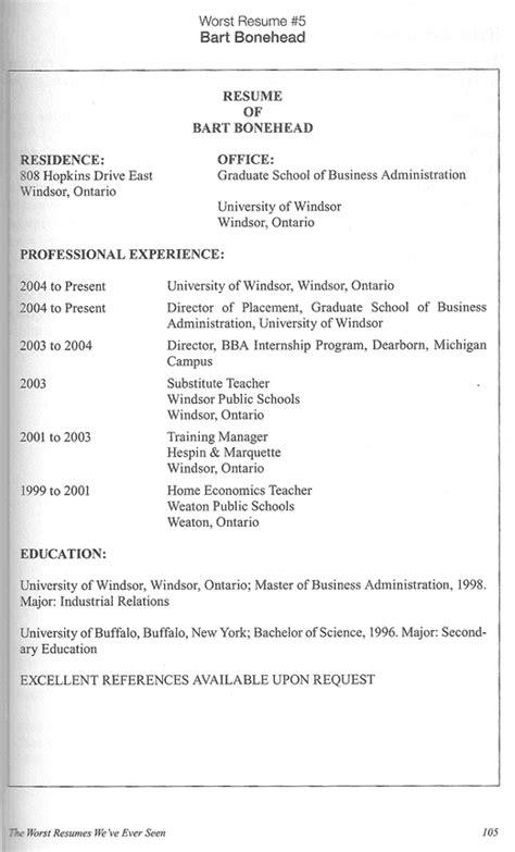 do you put references on a resume resume badak