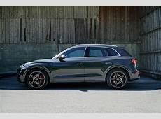 ABT's Audi SQ5 Is Worthy Of The RS Badge Carscoops