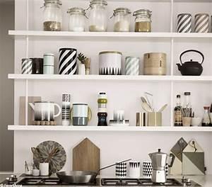 Deco Pour La Maison : decoration cuisine vaisselle ~ Teatrodelosmanantiales.com Idées de Décoration