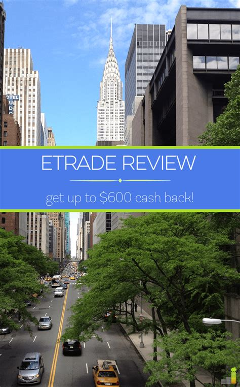 etrade review     cash  frugal rules