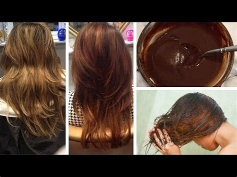 The only aspect that i see that coffee is better than henna is the preparation. YouTube   Coffee hair, Diy hair dye, Diy hair color