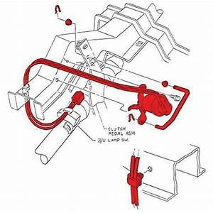 Nova Neutral Safety Switch Wiring Harness  Manual