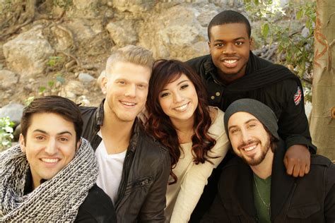 A Cappella Group Pentatonix In Perfect Pitch