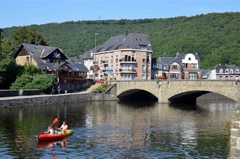 De Roche La Roche Aan De Ourthe Belgisch Luxemburg Ardennen Belgi 235