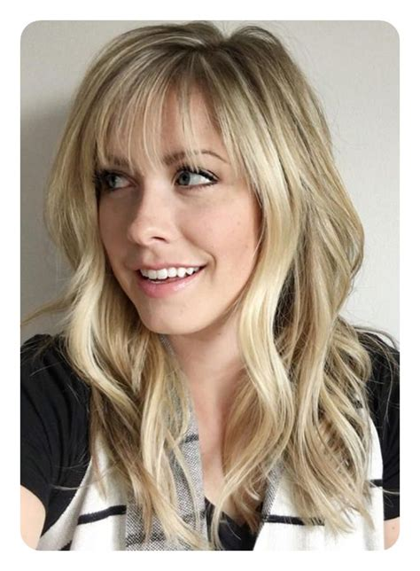 Sexy Wispy Bang Ideas That Will Change Your Whole Look