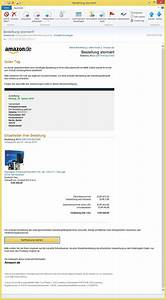 Amazon Bestellung Auf Rechnung : bestellung storniert von noreply ist phishing vorsicht ~ Themetempest.com Abrechnung