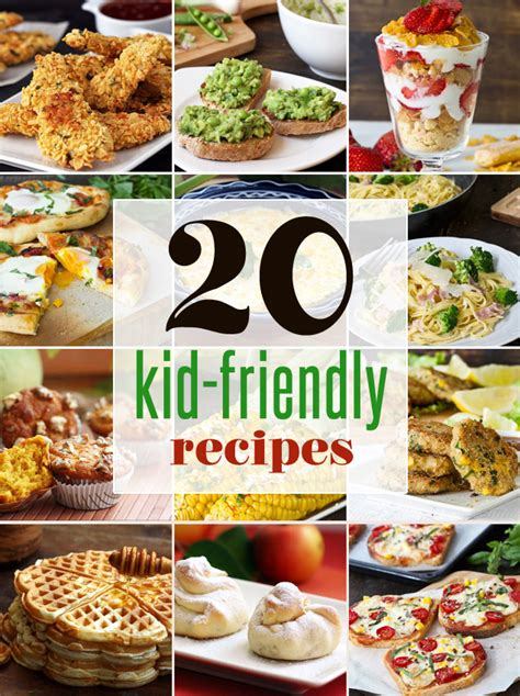 easy kid friendly recipes home cooking adventure