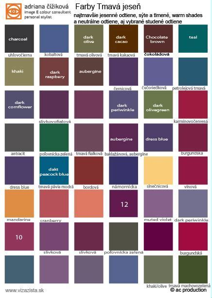 color types autumn colour palette n 1 to for blouses