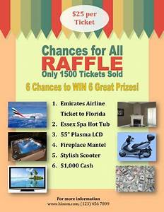 32 best Raffle Flyer and Ticket Templates images on