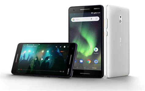 nokia officiels android le