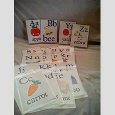 Great Idea  Make Your Own Flash Cards For The Kiddos  Diy And Crafting  Pinterest Activities
