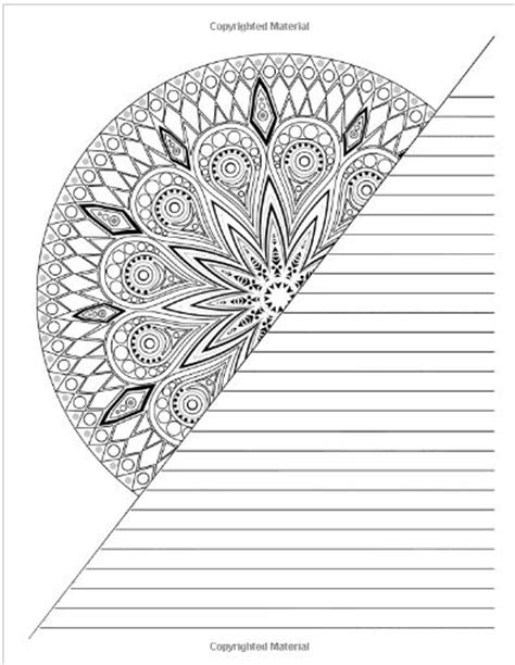 Coloring Journal by How To Build Your Confidence With A Coloring Journal