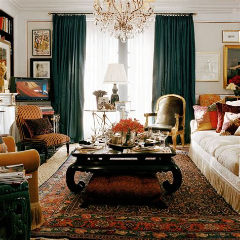 colonial style living room ideas color outside the lines ralph home collections