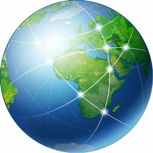 World Wide Web Globe Symbol - ClipArt Best