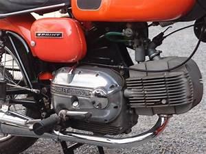 Little Hog  1967 Harley Davidson Aermacchi 250 Sprint