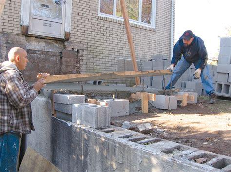 concrete block jlc