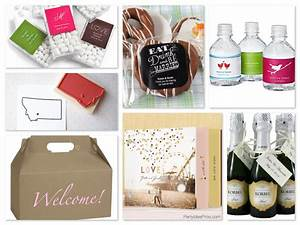 wedding welcome bag ideas inspiration partyideaproscom With wedding welcome bag ideas