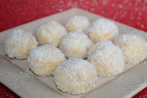 cake pops orientaux quot boules de neige quot mes p biscuits gourmands et autres d 233 lices