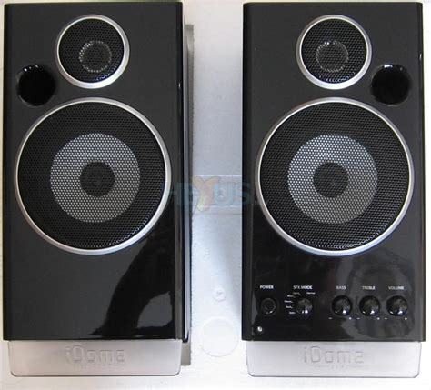 review abit idome digital ds 500 speakers and sw 510 subwoofer audio visual hexus net page 2