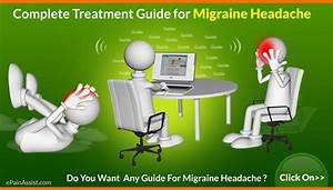 Migraine Headache Treatment  Surgery  Cbt  Nsaids  Opioids