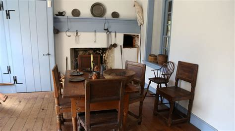 preservation glossary colonial kitchen national trust