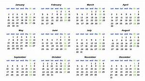 Kalendar 2017 Printable 2018 calendar Free Download USA