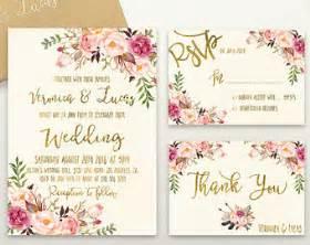 etsy wedding invitations wedding invitations etsy