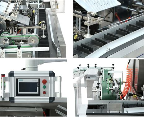 china automatic box case carton erecting packing machine manufacturers suppliers factory