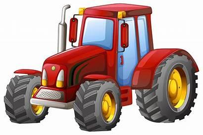 Tractor Vector Clipart Graphics Vectors Farm Save