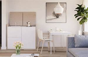10 idees pour optimiser l39amenagement d39un studio partie With comment meubler un petit studio 10 amenager un petit salon 24 idees deco astucieuses pour