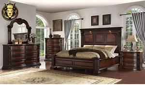 Chandigarh, Antique, Style, Handcrafted, Teak, Wood, Bedroom, Set