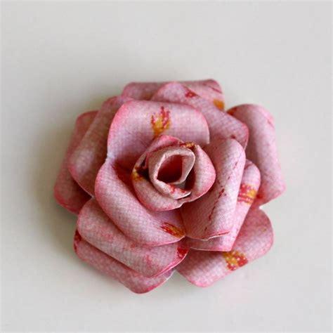 fiori di carta come realizzarli Fiori di carta