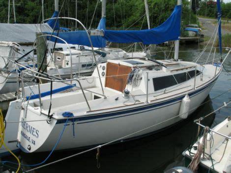 Boats For Sale Kinsale Va 1986 o day 272 sailboat for sale in kinsale va