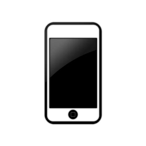 iphone icons at top iphone iphones icon 003356 187 icons etc clipart best