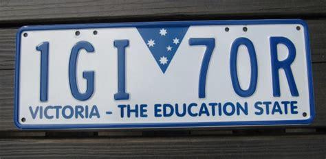 License Plate for SALE Australia License Plate Victoria ...