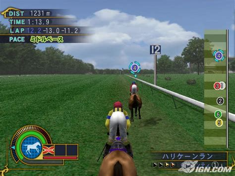 gallop racer inbreed screenshots pictures wallpapers