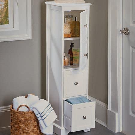 Narrow Bathroom Cabinets Neiltortorellacom