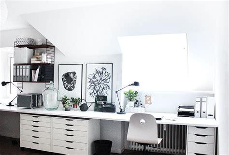 Ikea Le Arbeitszimmer by Mein Arbeitszimmer Auch Gef 252 Hlt Endlich Fertig Mein