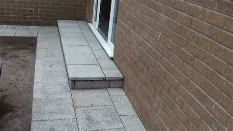 marshalls argent patio paving in manchester ljn