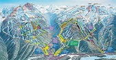 Whistler Blackcomb Piste Map – Free downloadable piste maps.