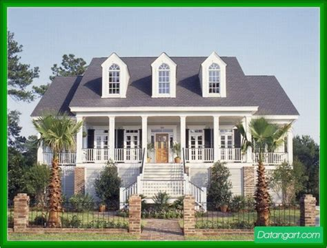 Southern Style Porches by Southern Home Plans With Wrap Around Porches Plougonver