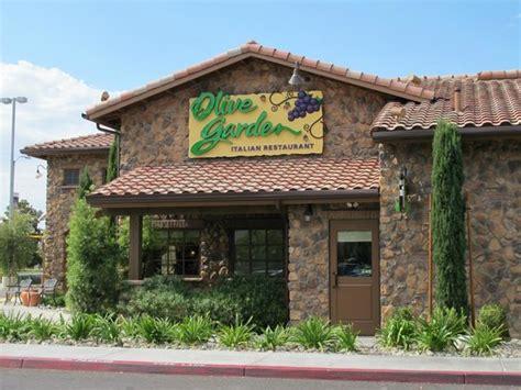 Olive Garden, Buena Park  8386 La Palma Ave Menu