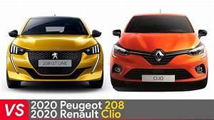 2008 Peugeot 2020 : 2020 peugeot 208 vs 2020 renault clio design dimensions comparison youtube ~ Melissatoandfro.com Idées de Décoration