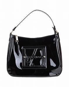 Lyst - Versace jeans Handbag in Black