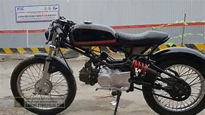 Honda Win 100  U0111 U1ed9 Cafe - Lammotorcycles